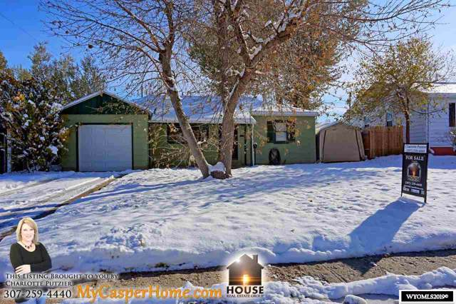 1647 Westridge Terrace, Casper, WY 82604 (MLS #20196224) :: Lisa Burridge & Associates Real Estate