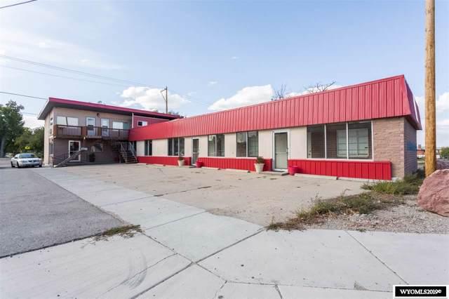 1014 W 15th Street, Casper, WY 82604 (MLS #20196228) :: Lisa Burridge & Associates Real Estate
