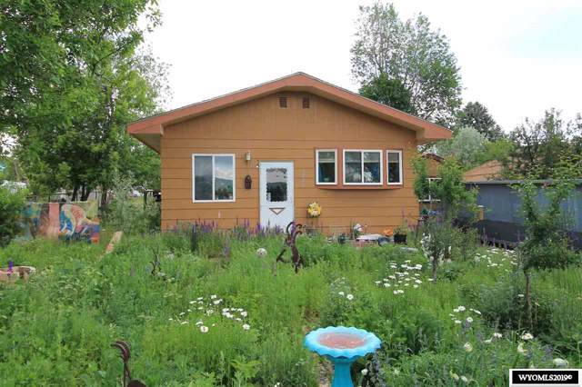 1226 Broadway, Thermopolis, WY 82443 (MLS #20196232) :: Real Estate Leaders