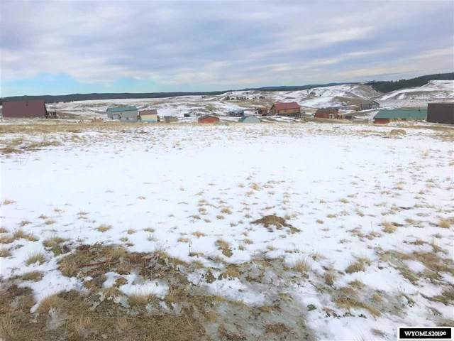 23C & 23D E Dull Knife, Buffalo, WY 82834 (MLS #20196237) :: Real Estate Leaders