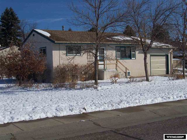 2633 E G Street, Torrington, WY 82240 (MLS #20196251) :: RE/MAX The Group