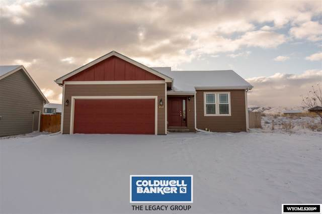 5251 Heritage Trail, Mills, WY 82604 (MLS #20196293) :: RE/MAX The Group