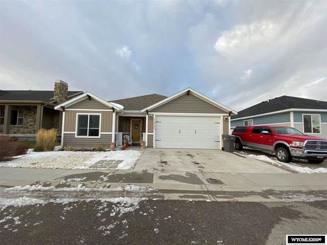 1523 Red Tail Drive, Rock Springs, WY 82901 (MLS #20196296) :: Real Estate Leaders