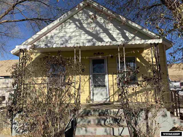 1473 Main Street, Reliance, WY 82943 (MLS #20196298) :: RE/MAX The Group