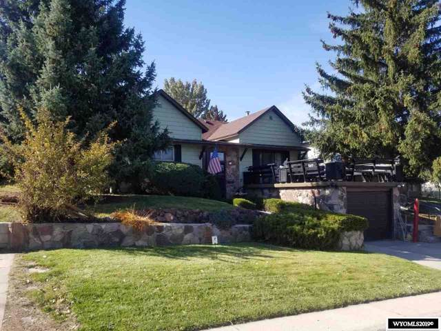 320 Western Avenue, Buffalo, WY 82834 (MLS #20196314) :: Lisa Burridge & Associates Real Estate