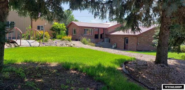 200 W 10th Street, Lingle, WY 82223 (MLS #20196321) :: RE/MAX The Group
