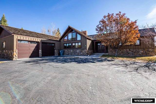 1125 Hilltop Dr., Rock Springs, WY 82901 (MLS #20196332) :: RE/MAX The Group