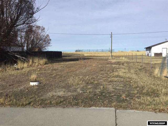655 Burke Street, Midwest, WY 82643 (MLS #20196342) :: RE/MAX The Group
