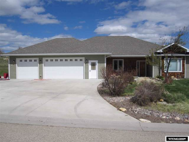 355 N Juniper Street, Buffalo, WY 82834 (MLS #20196358) :: RE/MAX The Group