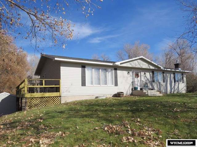 115 Ramshorn Drive, Riverton, WY 82501 (MLS #20196359) :: RE/MAX The Group