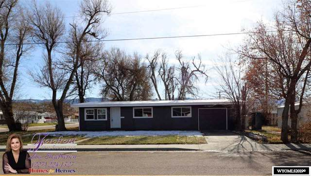 3015 Bellaire Drive, Casper, WY 82601 (MLS #20196361) :: RE/MAX The Group