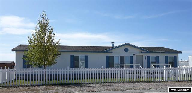 12 Thirteenth Street, Marbleton, WY 83113 (MLS #20196362) :: Lisa Burridge & Associates Real Estate