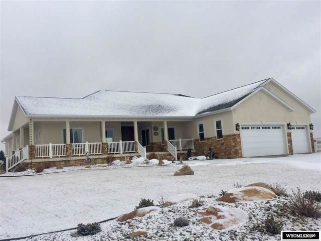 142 White Tail Court, Buffalo, WY 82834 (MLS #20196366) :: RE/MAX The Group