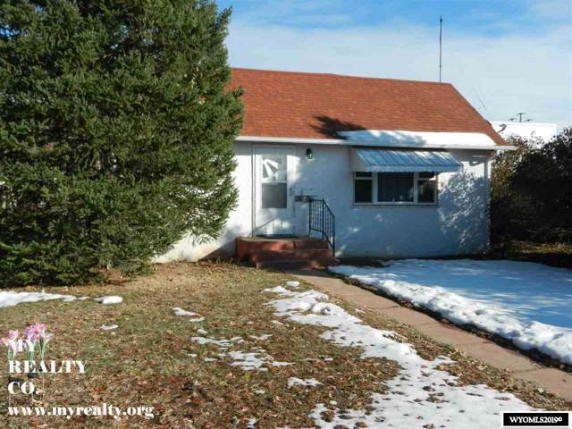 817 S 5th Street, Douglas, WY 82633 (MLS #20196382) :: Real Estate Leaders