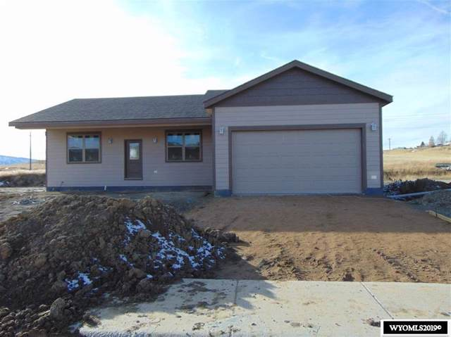 2510 Hope Street, Casper, WY 82604 (MLS #20196386) :: RE/MAX The Group