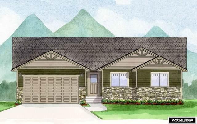 6792 Rogue River Road, Casper, WY 82604 (MLS #20196396) :: Lisa Burridge & Associates Real Estate