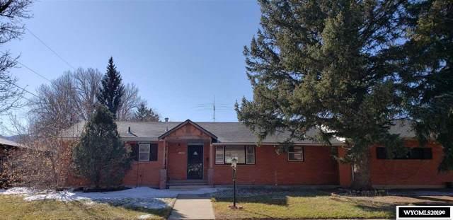 1245 Kingston, Casper, WY 82601 (MLS #20196402) :: Real Estate Leaders