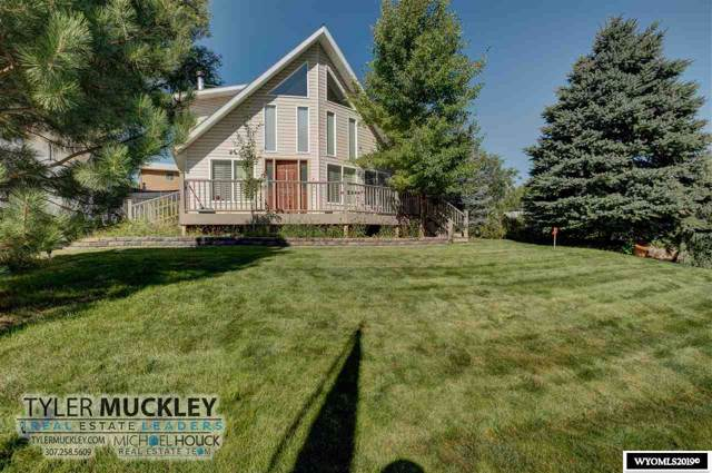 753 S 3rd, Glenrock, WY 82633 (MLS #20196403) :: Real Estate Leaders