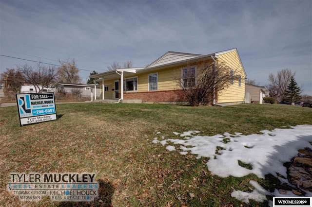 2000 W 29th, Casper, WY 82604 (MLS #20196404) :: Real Estate Leaders