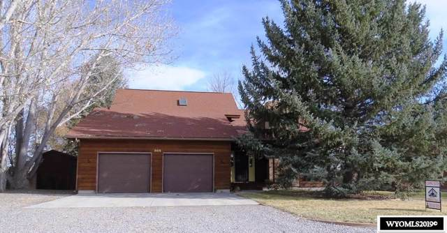 305 Country Club Drive, Riverton, WY 82501 (MLS #20196409) :: RE/MAX The Group