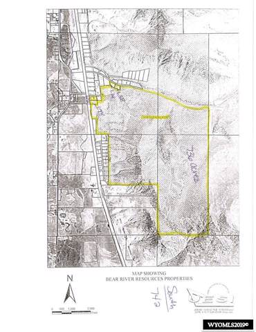 South Side County Road 108, Evanston, WY 82930 (MLS #20196411) :: RE/MAX The Group