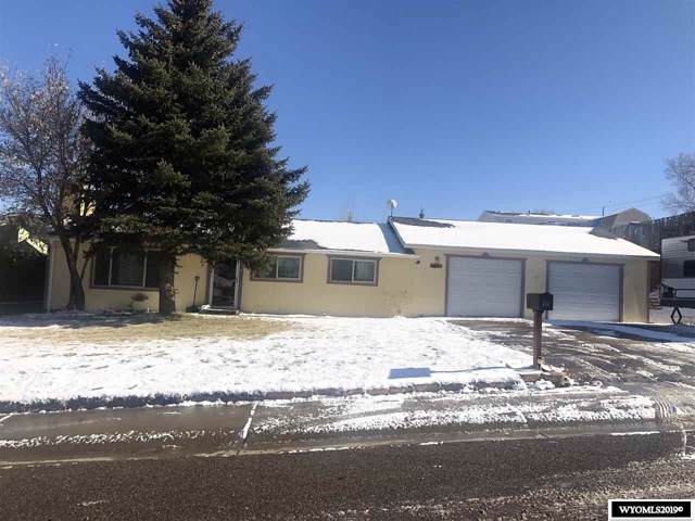 815 Ash Street, Rock Springs, WY 82901 (MLS #20196412) :: RE/MAX The Group