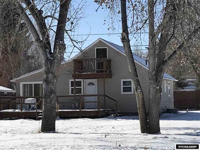 375 E Keays Street, Buffalo, WY 82834 (MLS #20196418) :: Lisa Burridge & Associates Real Estate