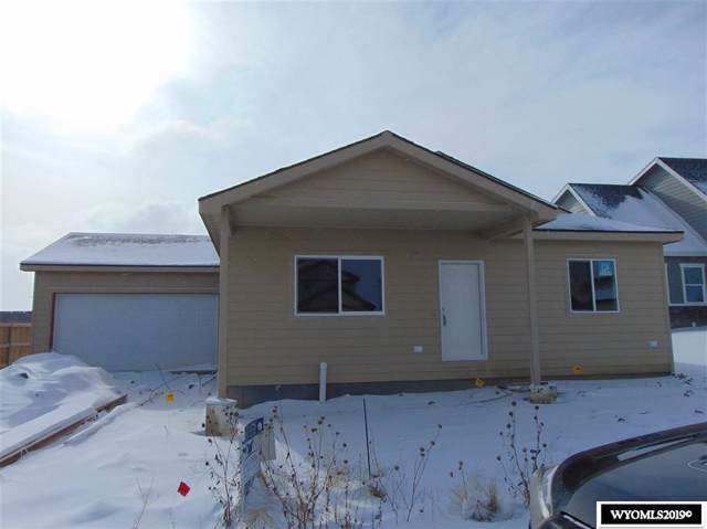 6143 Thunder Valley Road, Mills, WY 82604 (MLS #20196422) :: RE/MAX The Group