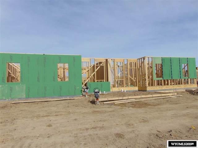 663 Pebble Mountain Drive, Mills, WY 82604 (MLS #20196423) :: Real Estate Leaders