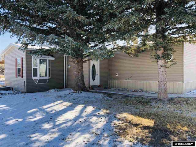 990 Riverview Drive, Lander, WY 82520 (MLS #20196424) :: RE/MAX The Group