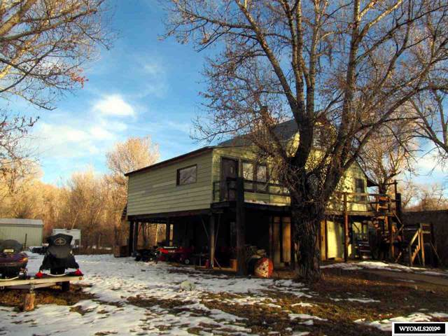 107 Alder, Elk Mountain, WY 82324 (MLS #20196425) :: RE/MAX The Group