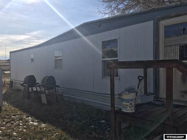 601 E Parmalee Street, Buffalo, WY 82834 (MLS #20196426) :: Lisa Burridge & Associates Real Estate