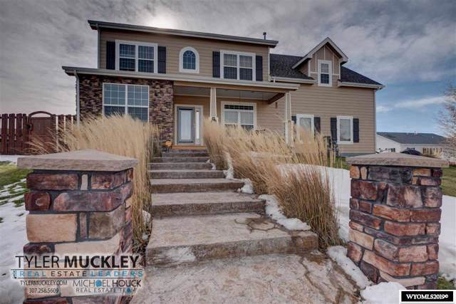 1611 E 27th, Casper, WY 82601 (MLS #20196428) :: Real Estate Leaders