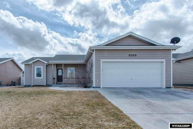 6355 Squash Blossom Road, Casper, WY 82604 (MLS #20196430) :: Lisa Burridge & Associates Real Estate