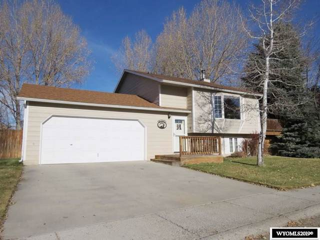 3902 Tam O'shanter Drive, Riverton, WY 82501 (MLS #20196432) :: RE/MAX The Group
