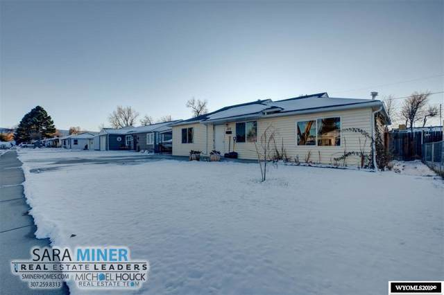 332 Siskin Street, Casper, WY 82609 (MLS #20196433) :: Real Estate Leaders