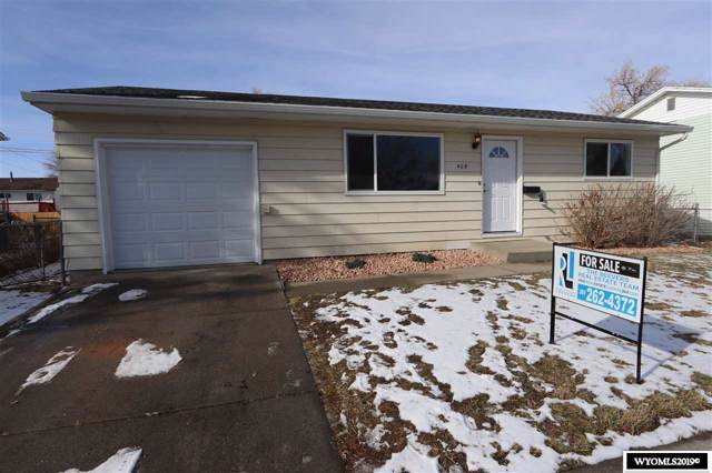 428 Big Horn, Evansville, WY 82636 (MLS #20196434) :: Real Estate Leaders