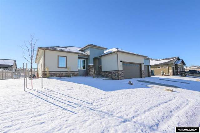 1010 Townsend Lane, Casper, WY 82609 (MLS #20196440) :: RE/MAX The Group
