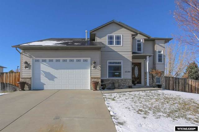 1330 Heathrow Avenue, Casper, WY 82609 (MLS #20196442) :: RE/MAX The Group