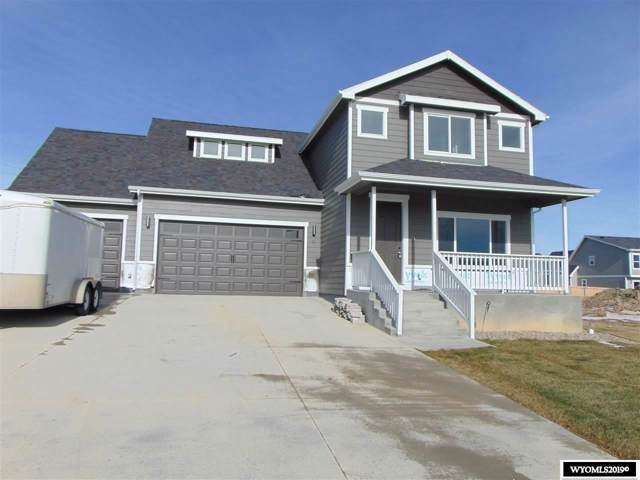 6140 Stillwater Way, Mills, WY 82604 (MLS #20196443) :: RE/MAX The Group