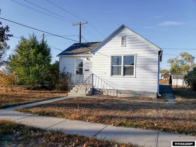420 E 19th Avenue, Torrington, WY 82240 (MLS #20196445) :: Lisa Burridge & Associates Real Estate