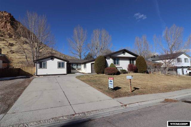 755 Wilkes Drive, Green River, WY 82935 (MLS #20196455) :: RE/MAX The Group
