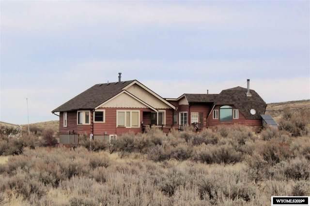 984 Missouri Flat Road, Thermopolis, WY 82443 (MLS #20196458) :: Lisa Burridge & Associates Real Estate