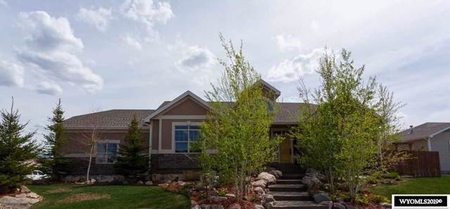 2700 Sagewood Avenue, Casper, WY 82609 (MLS #20196461) :: RE/MAX The Group