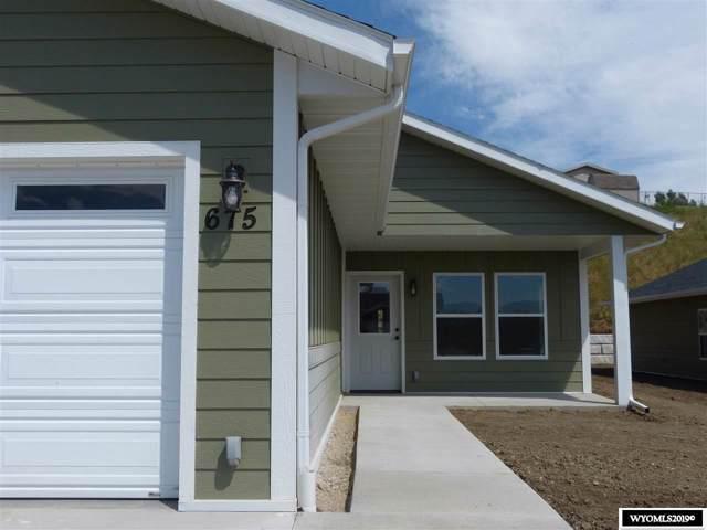675 Frank Street, Sheridan, WY 82801 (MLS #20196465) :: Lisa Burridge & Associates Real Estate