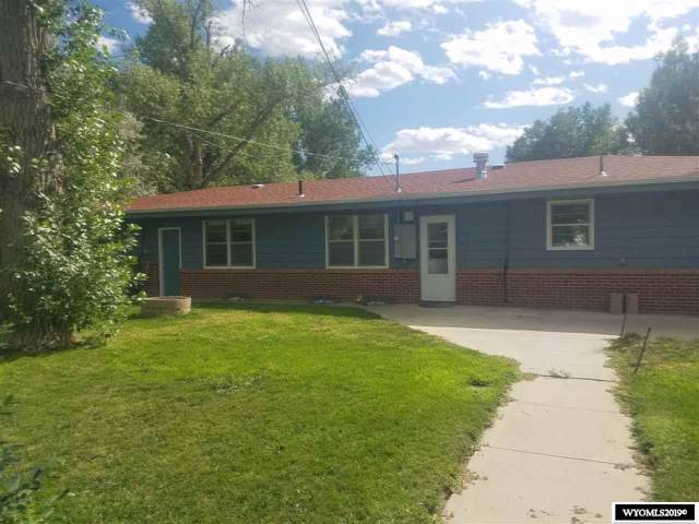 1634 Bellaire, Casper, WY 82604 (MLS #20196466) :: Lisa Burridge & Associates Real Estate