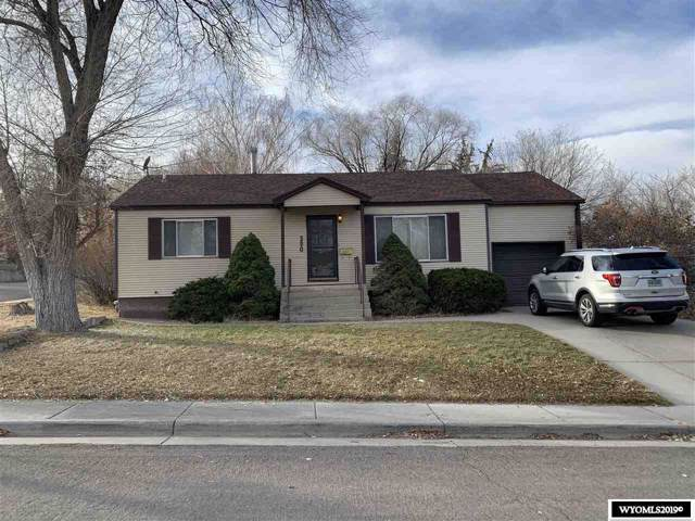 390 Clark St, Green River, WY 82935 (MLS #20196467) :: RE/MAX The Group