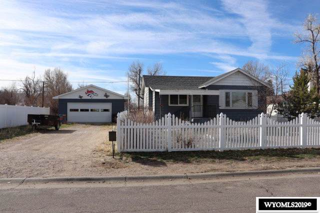415 Midwest Avenue, Mills, WY 82644 (MLS #20196472) :: RE/MAX The Group