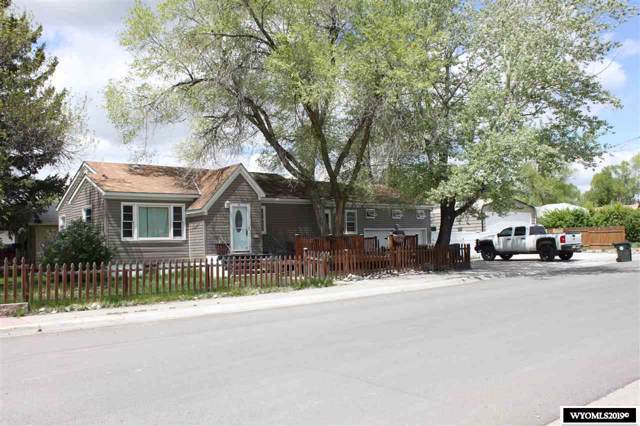 606 N 1st Street, Riverton, WY 82501 (MLS #20196474) :: RE/MAX The Group
