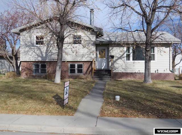 836 W Park Avenue, Riverton, WY 82501 (MLS #20196475) :: Lisa Burridge & Associates Real Estate